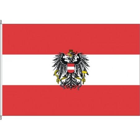 AUT-.Österreich (Staatsflagge)