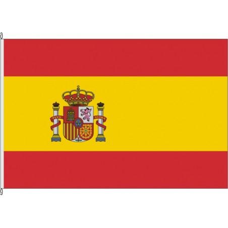 ESP-Spanien (Staatsflagge)