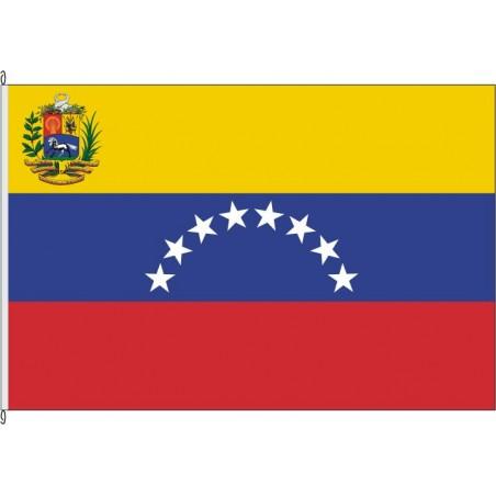 VEN-Venezuela (Staatsflagge)