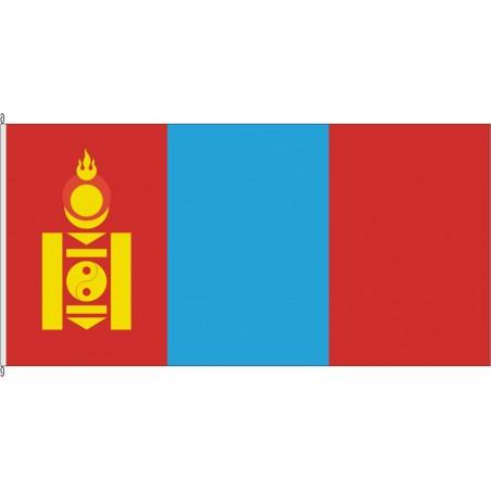 MNG-Mongolei