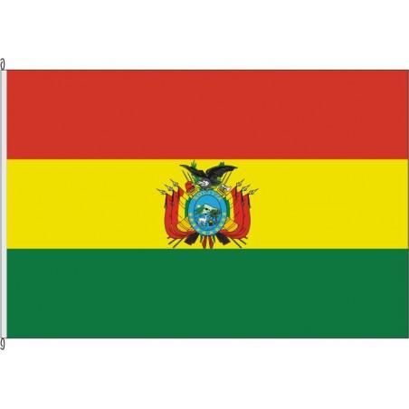 BOL-Bolivien (Staatsflagge)
