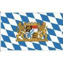 Landesflagge Bayern. inoffiziell