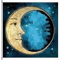 Mond (nur quadrat)