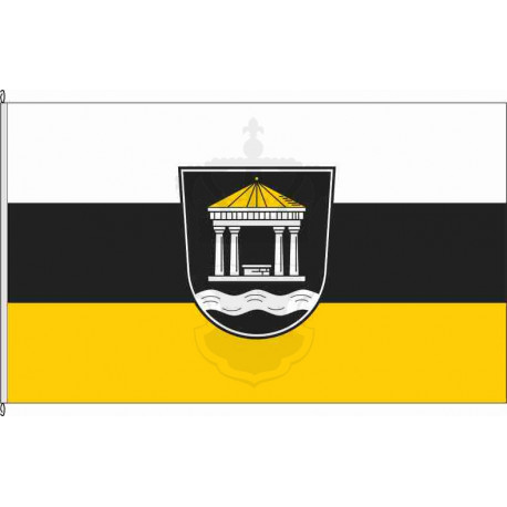 Fahne Flagge WUN-Bad Alexandersbad