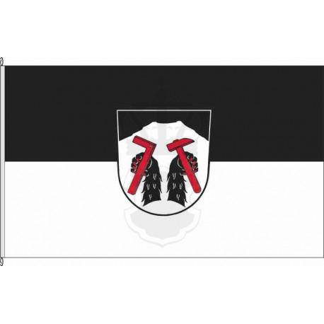 Fahne Flagge WUN-Tröstau