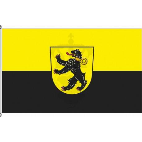 Fahne Flagge AUR_Dornum