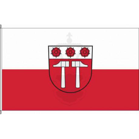 Fahne Flagge SHA_Wolpertshausen