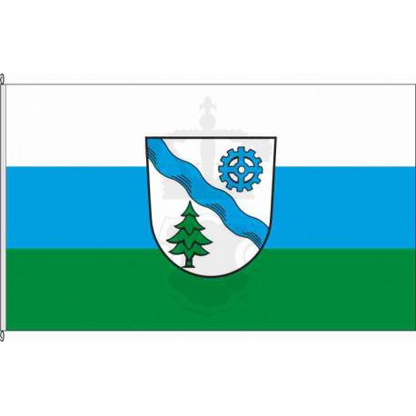 Fahne Flagge TÖL_Geretsried