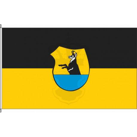 Fahne Flagge TÖL_Jachenau