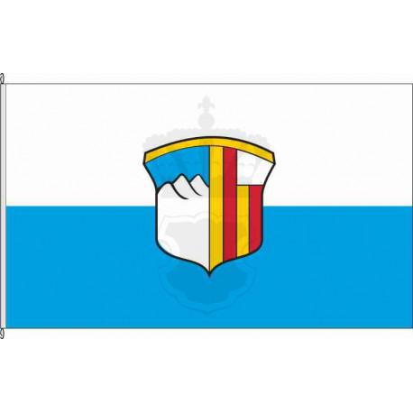 Fahne Flagge TÖL_Kochel a.See