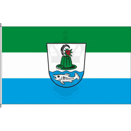 Fahne Flagge TÖL_Wackersberg