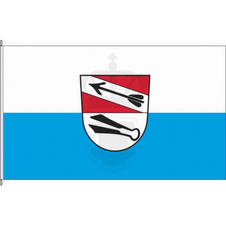 Fahne Flagge DAH_Pfaffenhofen a.d.Glonn (geführt)