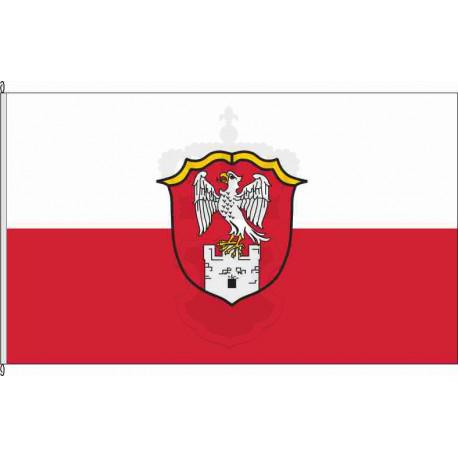 Fahne Flagge RO_Flintsbach a.Inn