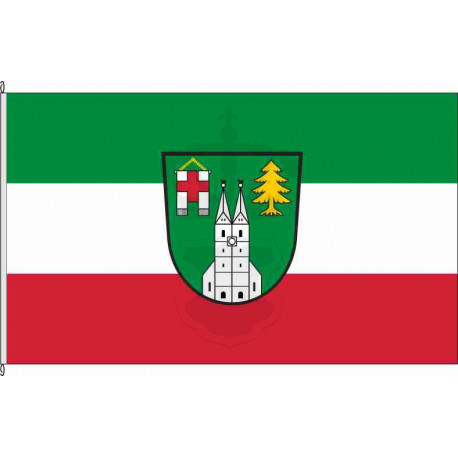 Fahne Flagge RO_Tuntenhausen