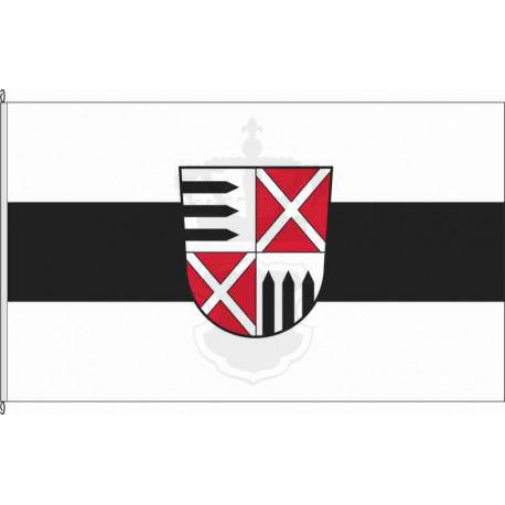 Fahne Flagge AN_Dürrwangen