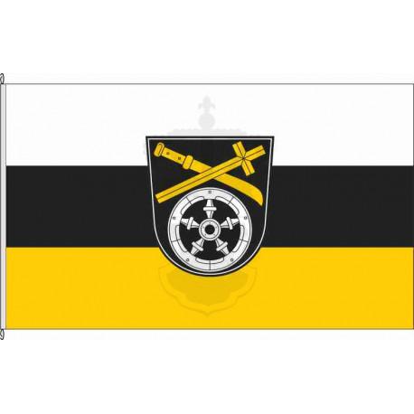 Fahne Flagge NEA_Illesheim