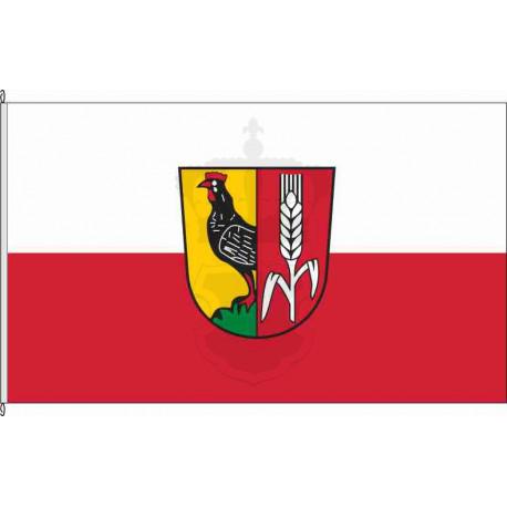 Fahne Flagge SW_Dittelbrunn (genehmigt)