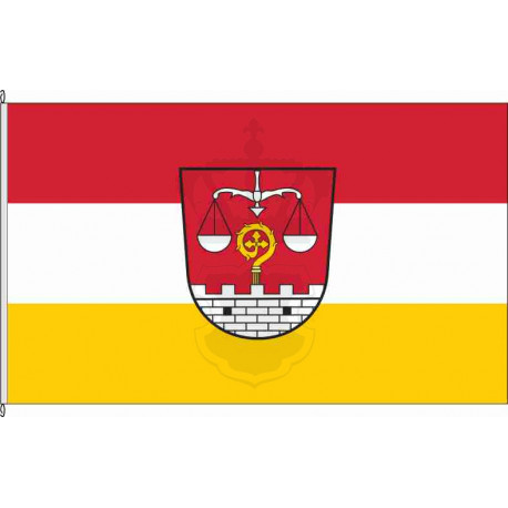 Fahne Flagge SW_Donnersdorf