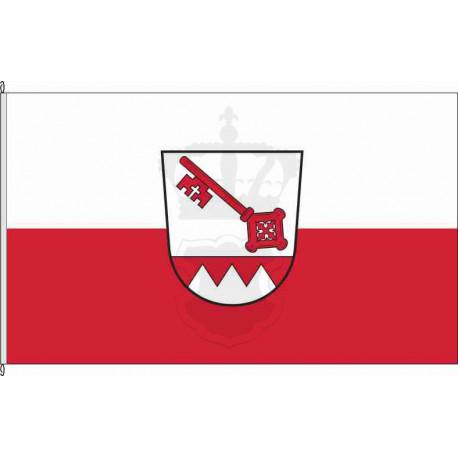 Fahne Flagge WÜ_Bieberehren