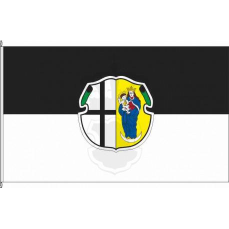 Fahne Flagge WÜ_Gelchsheim