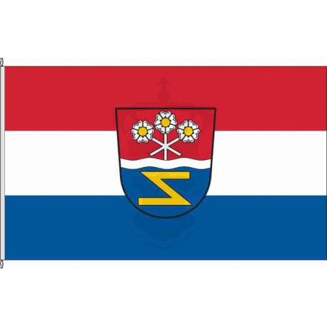 Fahne Flagge WÜ_Geroldshausen