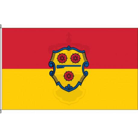 Fahne Flagge WÜ_Helmstadt