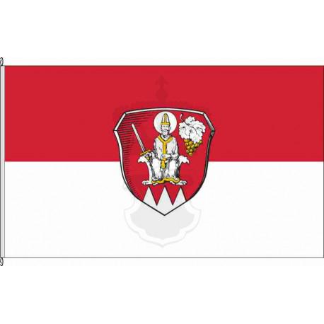 Fahne Flagge WÜ_Hettstadt
