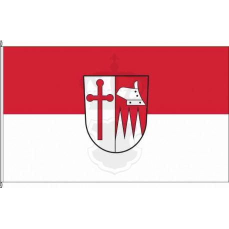 Fahne Flagge WÜ_Theilheim