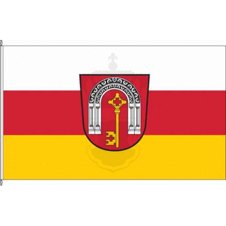 Fahne Flagge WÜ_Leinach
