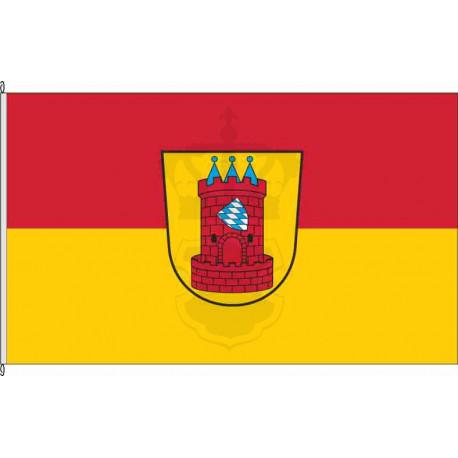 Fahne Flagge DLG_Höchstädt a.d.Donau