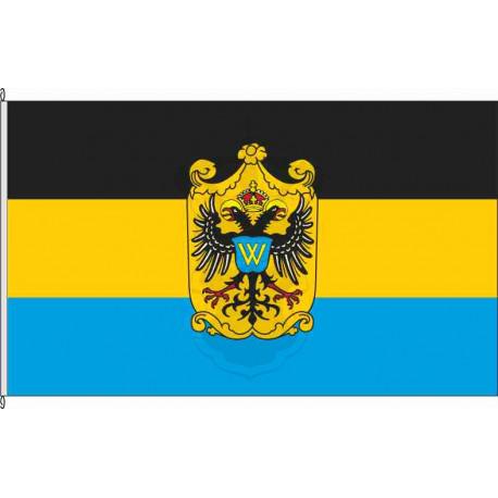 Fahne Flagge DON_Donauwörth