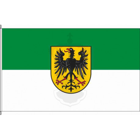 Fahne Flagge DON_Harburg (Schwaben)