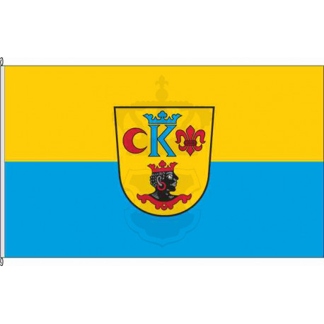 Fahne Flagge DON_Huisheim