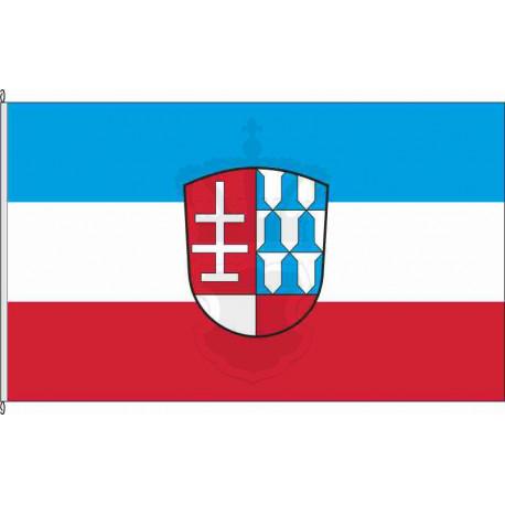 Fahne Flagge DON_Mertingen