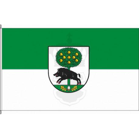 Fahne Flagge WB_Oranienbaum-Wörlitz