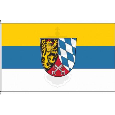 Fahne Flagge Oberpfalz