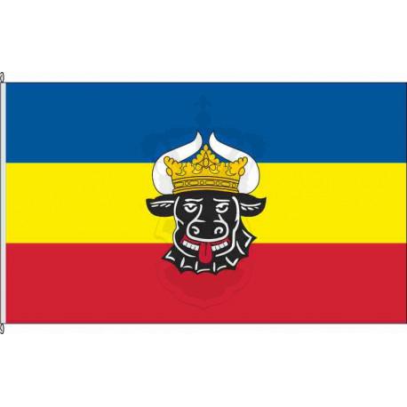Fahne Flagge Mecklenburg