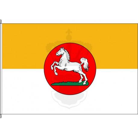 Fahne Flagge Niedersachsen historisch