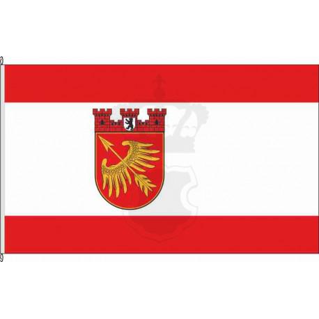 Fahne Flagge Wedding historisch