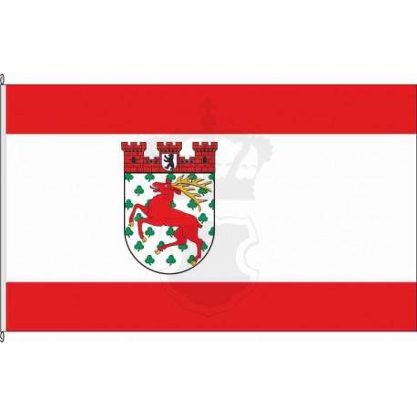 Fahne Flagge Tiergarten historisch