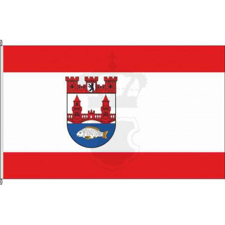 Fahne Flagge Friedrichshain historisch