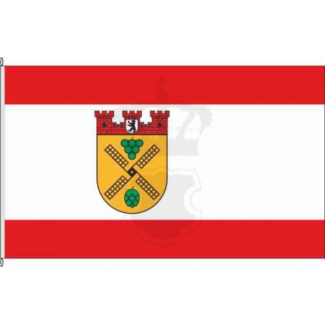 Fahne Flagge Prenzlauer Berg historisch