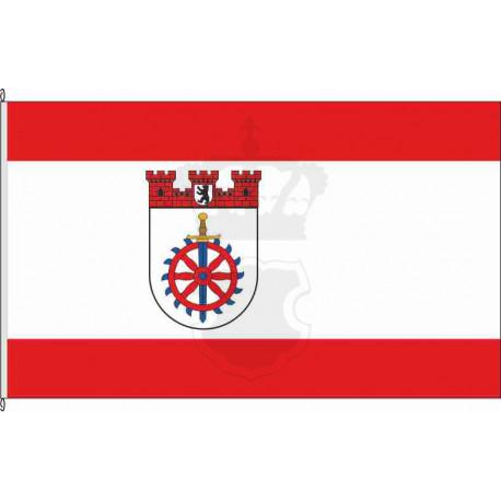 Fahne Flagge Weißensee historisch