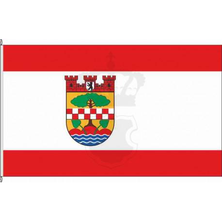 Fahne Flagge Zehlendorf historisch