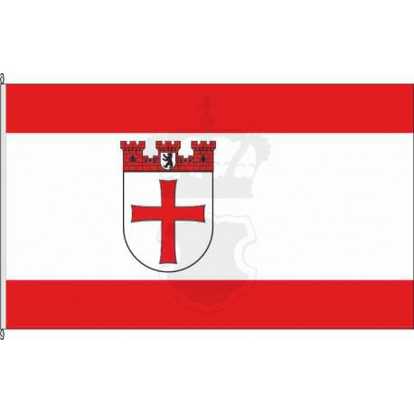 Fahne Flagge Tempelhof historisch
