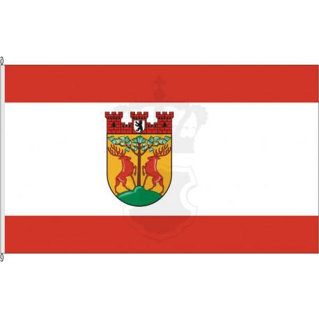 Fahne Flagge Schöneberg historisch