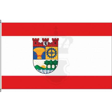 Fahne Flagge Lichtenberg historisch