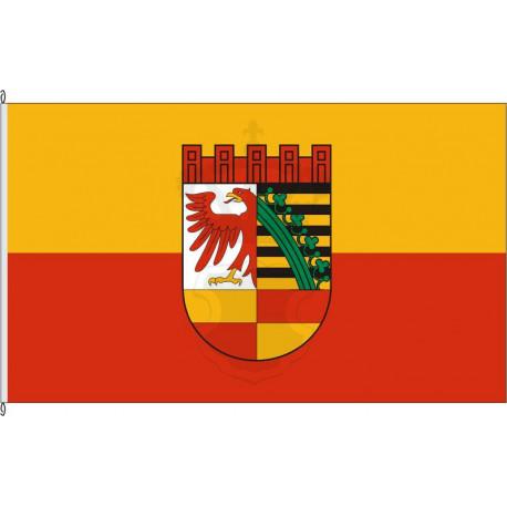 Fahne Flagge Dessau historisch