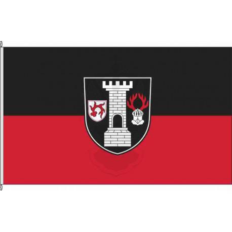 Fahne Flagge HZ_Blankenburg (Harz)