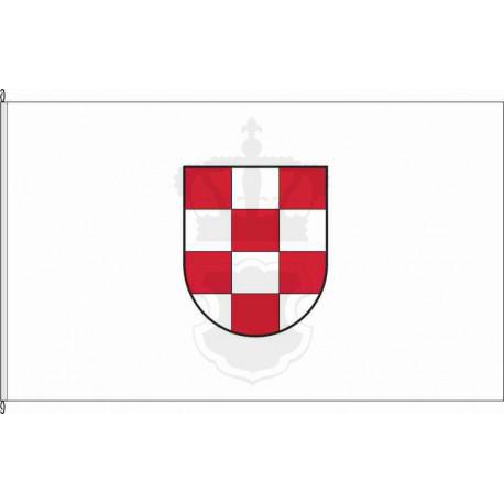 Fahne Flagge NDH-Ellrich Variante